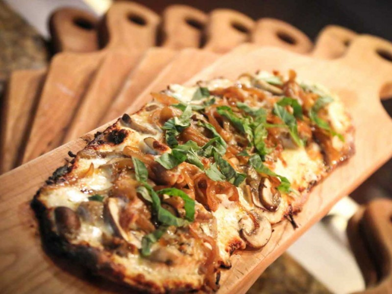Brick Oven Flatbreads