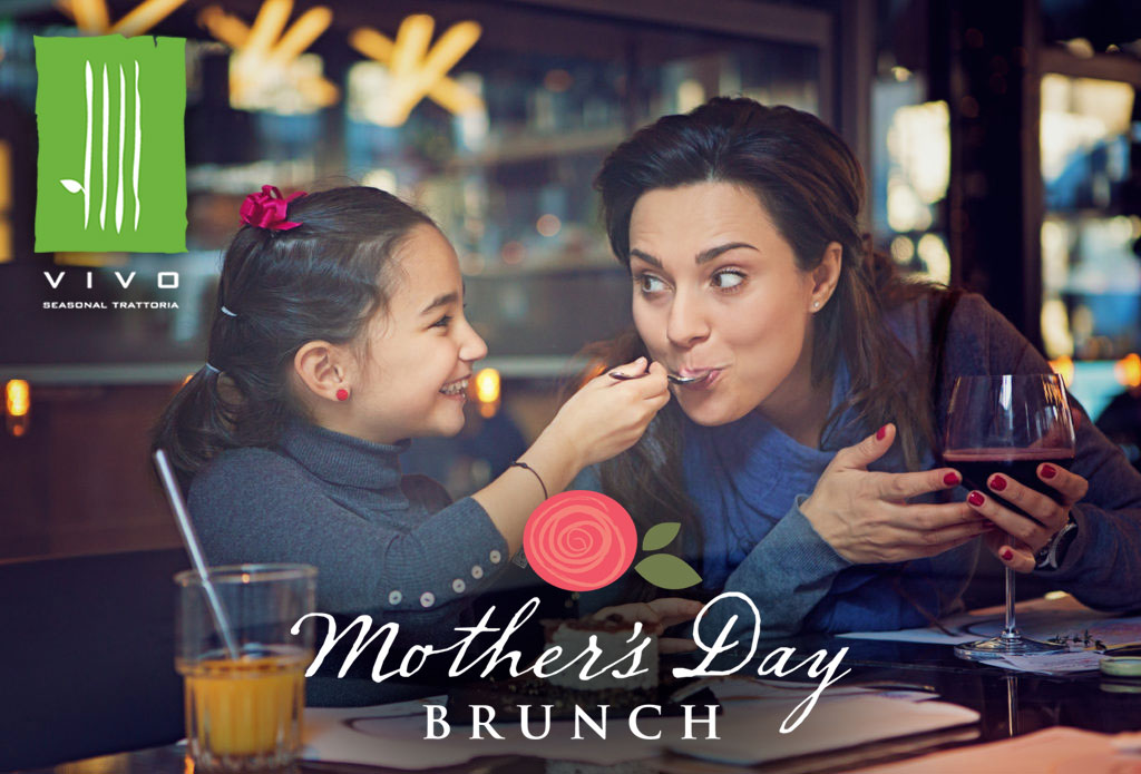 Hartford's Best Mother's Day Brunch? It's at Vivo!